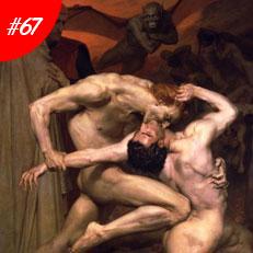Kiệt Tác Nghệ Thuật Thế Giới - Dante And Virgil In Hell