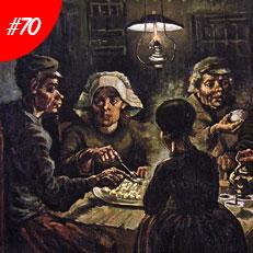 Kiệt Tác Nghệ Thuật Thế Giới - The Potato Eaters