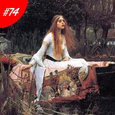 Kiệt Tác Nghệ Thuật Thế Giới - The Lady Of Shalott