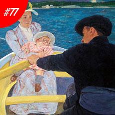 Kiệt Tác Nghệ Thuật Thế Giới - The Boat Trip