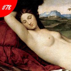 Kiệt Tác Nghệ Thuật Thế Giới - Sleeping Venus