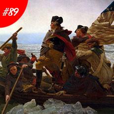 Kiệt Tác Nghệ Thuật Thế Giới - Washington Crossing The Delaware