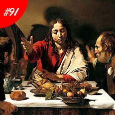Kiệt Tác Nghệ Thuật Thế Giới - Supper At Emmaus