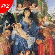Kiệt Tác Nghệ Thuật Thế Giới - Feast Of The Rosary