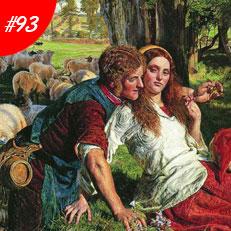 Kiệt Tác Nghệ Thuật Thế Giới - The Hireling Shepherd