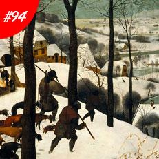 Kiệt Tác Nghệ Thuật Thế Giới - Hunters In The Snow