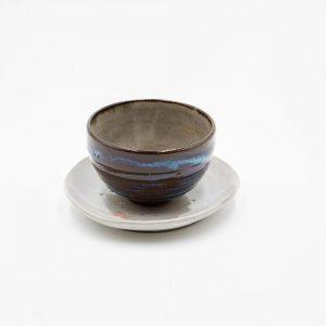 Chén trà gốm nghệ thuật Glora