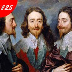 Kiệt Tác Nghệ Thuật Thế Giới - Charles I In Three Positions
