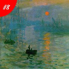 Kiệt Tác Nghệ Thuật Thế Giới - Impression Sunrise