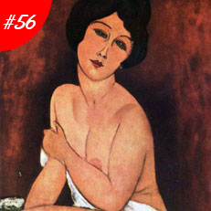 Kiệt Tác Nghệ Thuật Thế Giới - Large Seated Nude