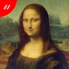 Kiệt Tác Nghệ Thuật Thế Giới - Mona Lisa