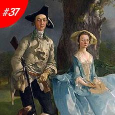 Kiệt Tác Nghệ Thuật Thế Giới - Mr And Mrs Robert Andrews