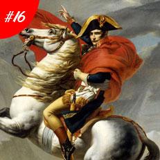 Kiệt Tác Nghệ Thuật Thế Giới - Napoleon Crossing The Alps