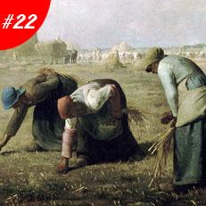 Kiệt Tác Nghệ Thuật Thế Giới - The Gleaners
