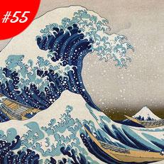 Kiệt Tác Nghệ Thuật Thế Giới - The Great Wave Off Kanagawa