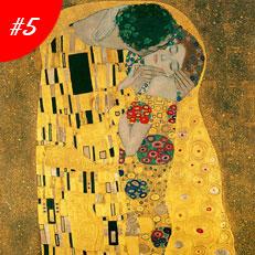 Kiệt Tác Nghệ Thuật Thế Giới - The Kiss