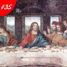 Kiệt Tác Nghệ Thuật Thế Giới - The Last Supper