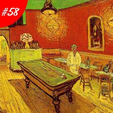 Kiệt Tác Nghệ Thuật Thế Giới - The Night Cafe