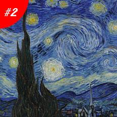 Kiệt Tác Nghệ Thuật Thế Giới - The Starry Night