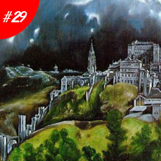Kiệt Tác Nghệ Thuật Thế Giới - View Of Toledo