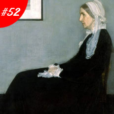 Kiệt Tác Nghệ Thuật Thế Giới - Whistler's Mother