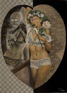 Triển Lãm Nghệ Thuật Nhập Nhoằng - Họa Sĩ Tuấn Tú