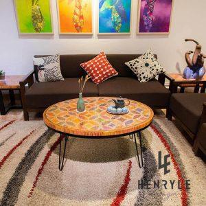 bàn trà gỗ đẹp cho phòng khách ở hà nội