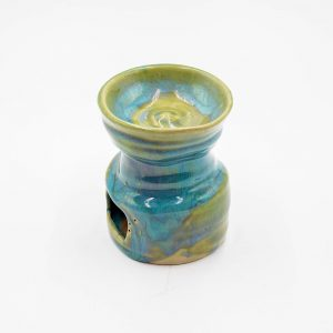 Đèn xông tinh dầu gốm sứ nghệ thuật Ngọc Lục Bảo
