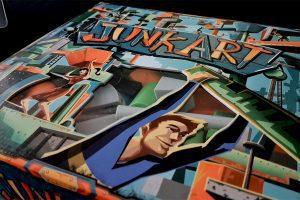junk art là gì