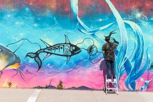 nghệ thuật đường phố street art là gì