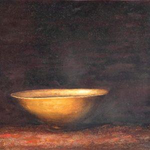 Tranh sơn mài tĩnh vật phòng bếp Bát Cổ 22