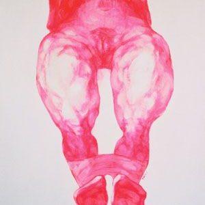 tranh thiếu nữ khỏa thân tranh sơn dầu trang trí phòng ngủ chung cư lãng mạn art 3