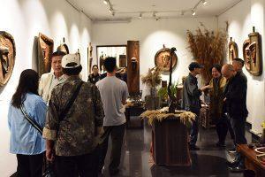 triễn lãm phù điêu không nghĩ - hoạ sĩ bùi đức tại nguyen art gallery 4