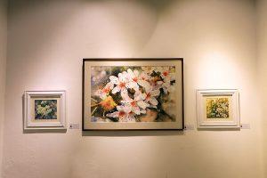 triển lãm tranh màu nước tranquille tại nguyen art gallery 3