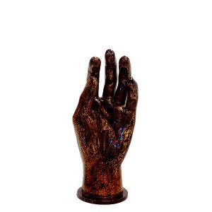 tượng sơn mài trang trí bàn tay III